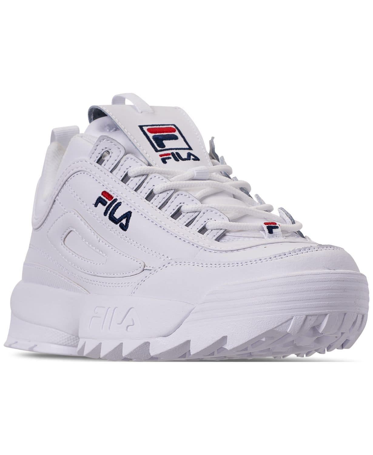 FILA Men's Disruptor II Casual Athletic Sneakers from Finish Line - $30