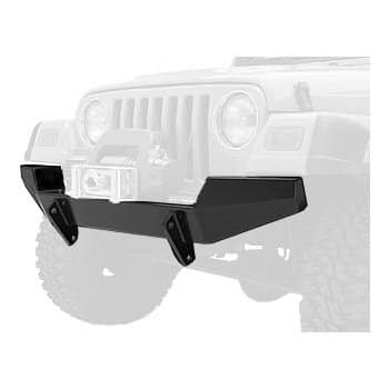 Front Bumper Bestop 42901-01 HighRock 4X4 Black, for 1997-2006 Wrangler TJ $216.02