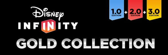 Disney Infinity Gold Collection $14.99 on Steam