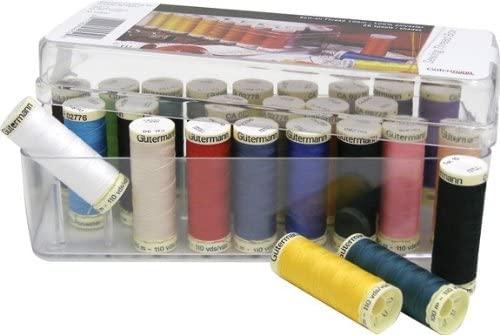 Gutermann 26 Thread Spool Collection $19.95