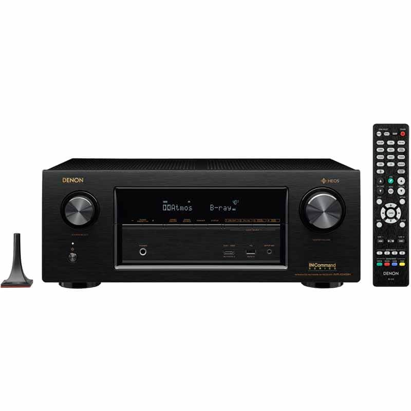 Denon AVR-X3400H $498 Fry's - 1 Day Only Promo Code 12/02/2017