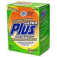 275 Loads Sears Ultra Plus Powder Laundry Detergent w/ Stain-Fighter $13.49
