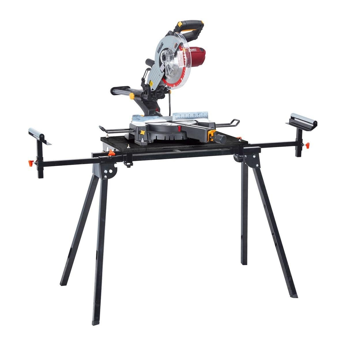 WARRIOR Folding Miter Saw Stand - $50 after coupon $49.99