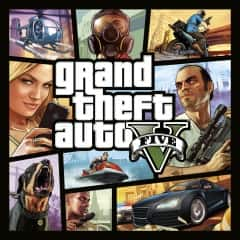 Grand Theft Auto V Half Off in PS Store $29.99