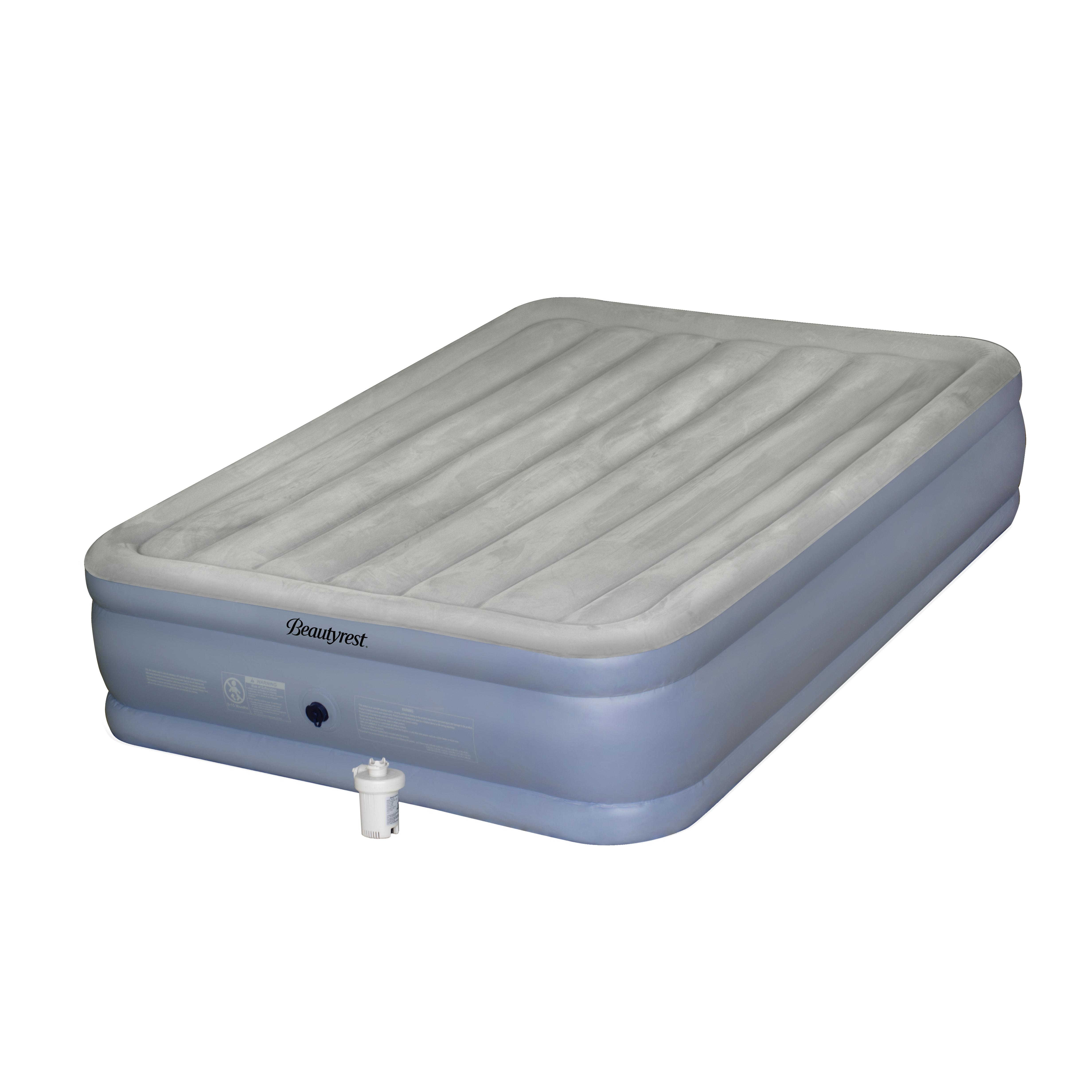 Simmons Full Beautyrest Hi Loft Raised Air Bed Mattress
