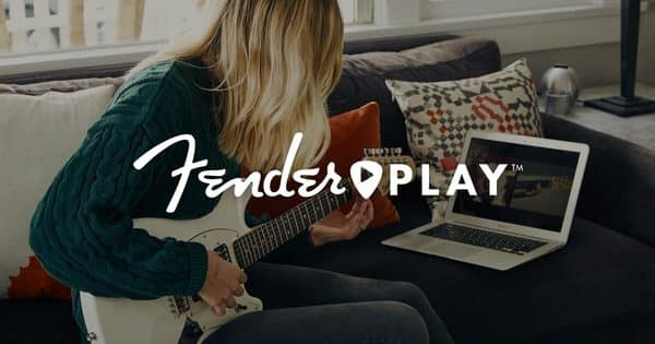 Fender Play Online Guitar Lessons 50% Off With play50 Code.