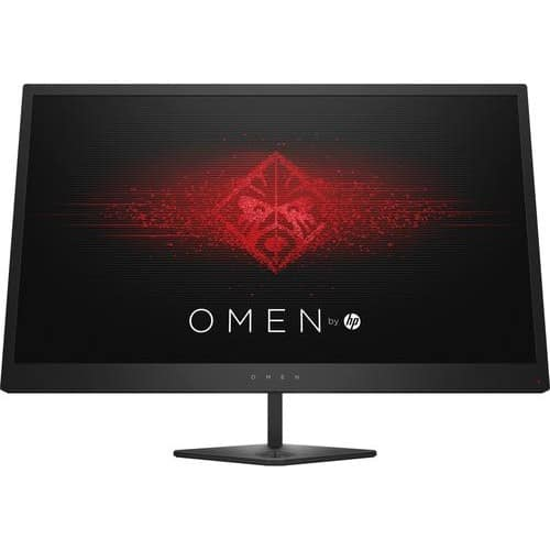 "HP - OMEN by HP 25 24.5"" LED FHD Monitor - Black $159.99"