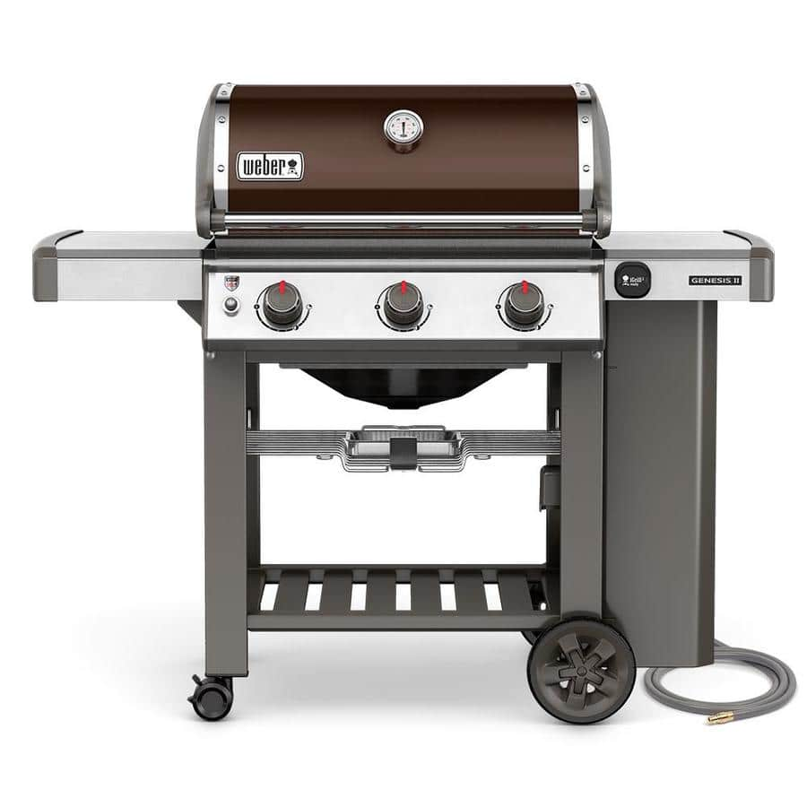 Weber Genesis II E-310, NATURAL GAS or PROPANE BBQ Grill Clearance $240 @ Lowes YMMV - IN STORE ONLY $239.7