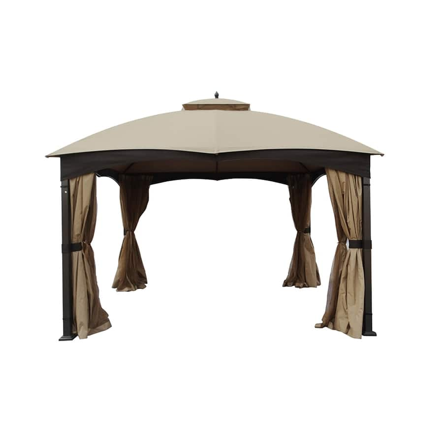 Allen + Roth Metal Gazebo 12 x 10 ft @ Lowes YMMV - Clearance $224.10
