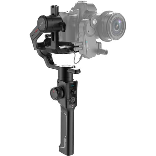 Moza Air2 3-Axis Handheld Gimbal Stabilizer with free iFocus motor for $599 at Gudsen (possible pricematch to B&H)