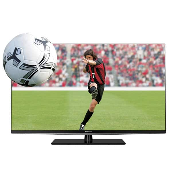"Toshiba 55L6200U 55"" Class 1080P 3D LED HD TV $991"