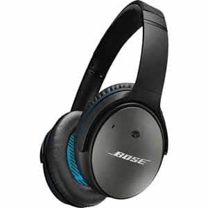 [Fry's] - Bose® QuietComfort® 25 Acoustic Noise Cancelling® Headphones - Black - $151(Taxes in)
