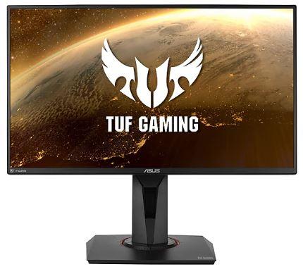 """ASUS TUF Gaming VG259QM - 24.5"""" 280hz 1080p IPS Monitor $268.99"""