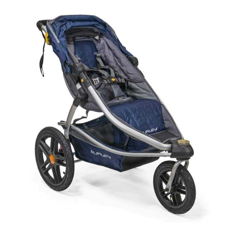 Burley Solstice jogging stroller (normally $389): Factory 2nds at 50% off - $194.50 + free shipping