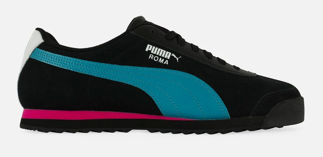 Puma Roma Perf - DTLR, select sizes available $19.99