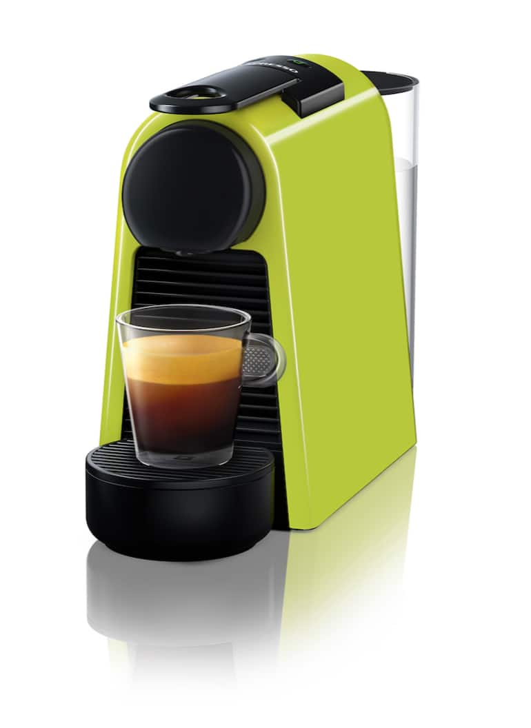 Free Nespresso Essenza Mini with purchases of 75 sleeves