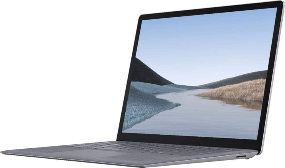"Microsoft Surface Laptop 3 13.5"" Touch-Screen Intel Core i5 - 8GB Memory 128GB Solid State Drive (Latest Model) Platinum $699.99"