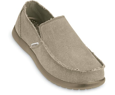 Crocs Men's Santa Cruz Convertible Slip-On Loafer - ONLY SIZE 7 $17.77