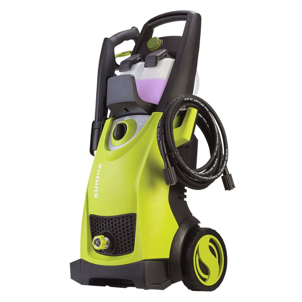 Sun Joe SPX3000 Pressure Joe 2030 PSI 1.76 GPM 14.5-Amp Electric Pressure Washer $99