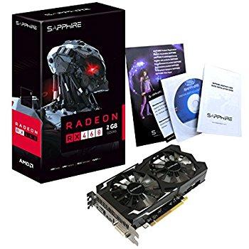 Sapphire Radeon Rx 460 2GB GDDR5 $84.99 possible rebate!