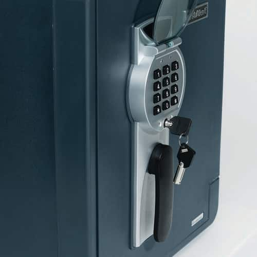 First Alert® 2.1 cu ft Combination Waterproof and Fire-Resistant Safe for $229