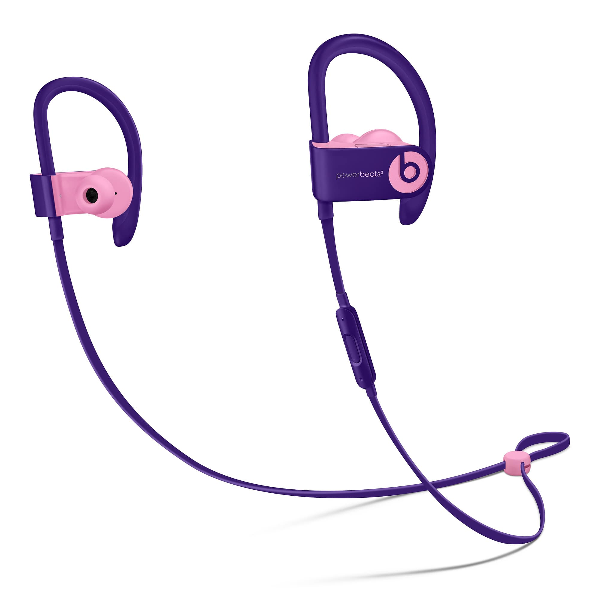 Powerbeats3 Wireless Earphones - Beats Pop Collection - Pop Indigo/Blue $64.98