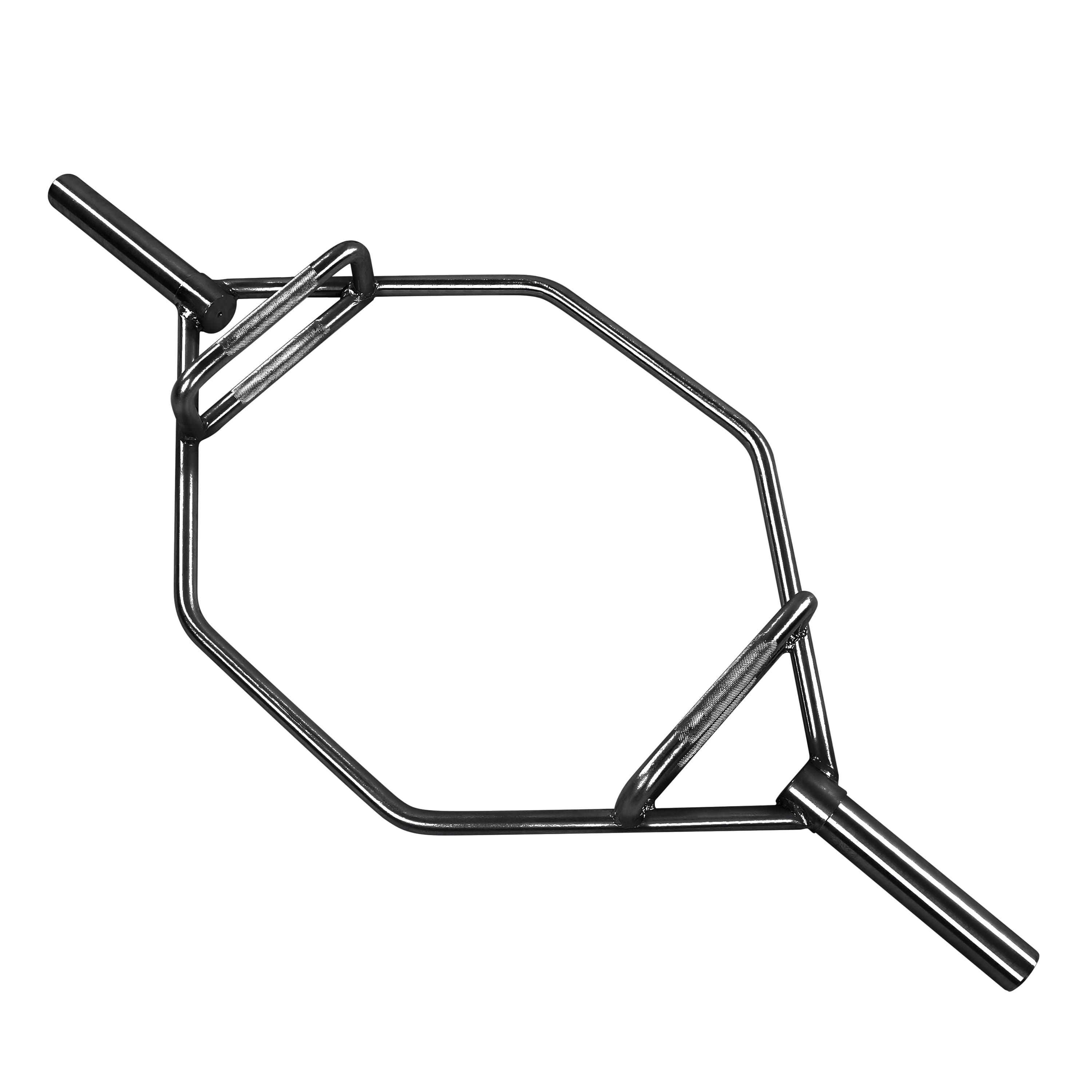 Everyday Essentials Olympic 2-Inch Hex Weight Lifting Trap Bar, 1000-Pound Capacity, 69.99$ + tax