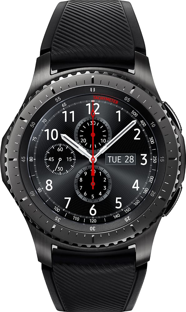 Gear S3 frontier Smartwatch (Large Band) $279.99