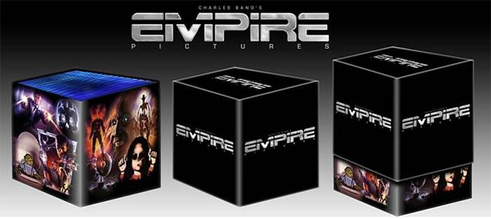 Cyber Monday Sale - The Empire Pictures Blu-ray Collection - Limited to 600 Pieces $130
