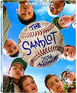The Sandlot: 25th Anniversary Edition (Blu-ray + Digital) - $5.99 + Free Same Day Shipping w/ Prime