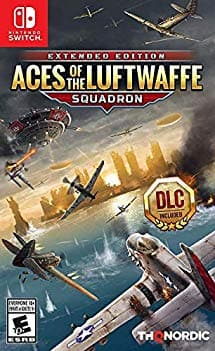 Aces of The Luftwaffe - Squadron Edition - Nintendo Switch $19.99