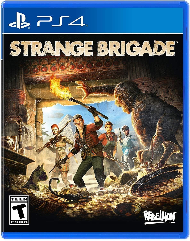Strange Brigade PS4 - YMMV $1