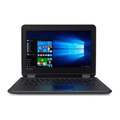 "Sams Club: Lenovo N23 ThinkPad 11.6"" HD IPS Laptop: Celeron N3060, 4GB RAM, 128GB SSD, Windows 10 Pro for $299 + Free Shipping"
