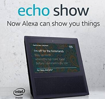 (Prime members only) Amazon Echo Show for $129.99