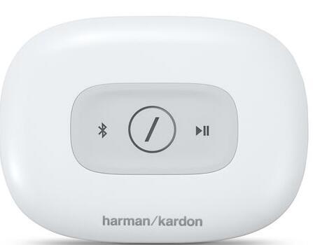 Expird now, Refurbished: Harman Kardon Adapt Wireless Bluetooth HD Audio Adaptor $7.99
