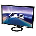 "ASUS VX248H Black 24"" 1ms (GTG) HDMI Widescreen LED - $129.99 after $20 coupon and $20 rebate @ Newegg shipped free"