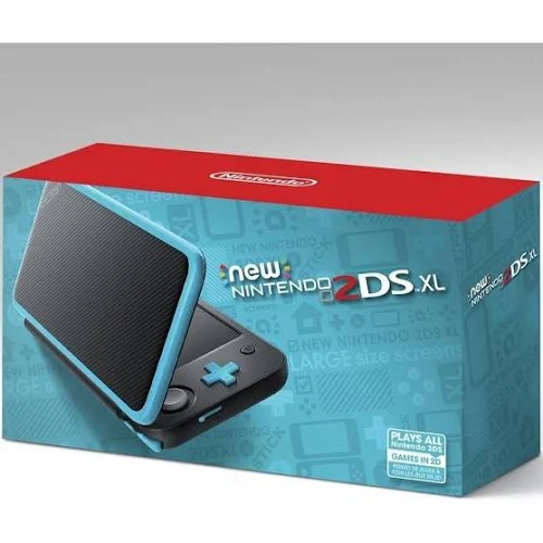 New Google Express Members: New Nintendo 2DS XL Turquoise (Previous Deal is back and better, YMMV) $95