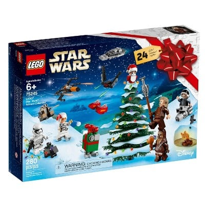 LEGO Star Wars Advent Calendar 75245 / LEGO Harry Potter Advent Calendar 75964 $19.98 in store Target YMMV