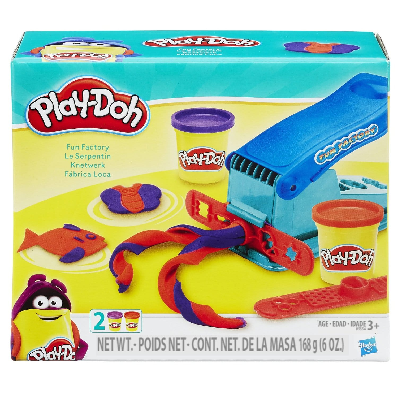 Play-Doh Fun Factory Set: Amazon Add-On $4