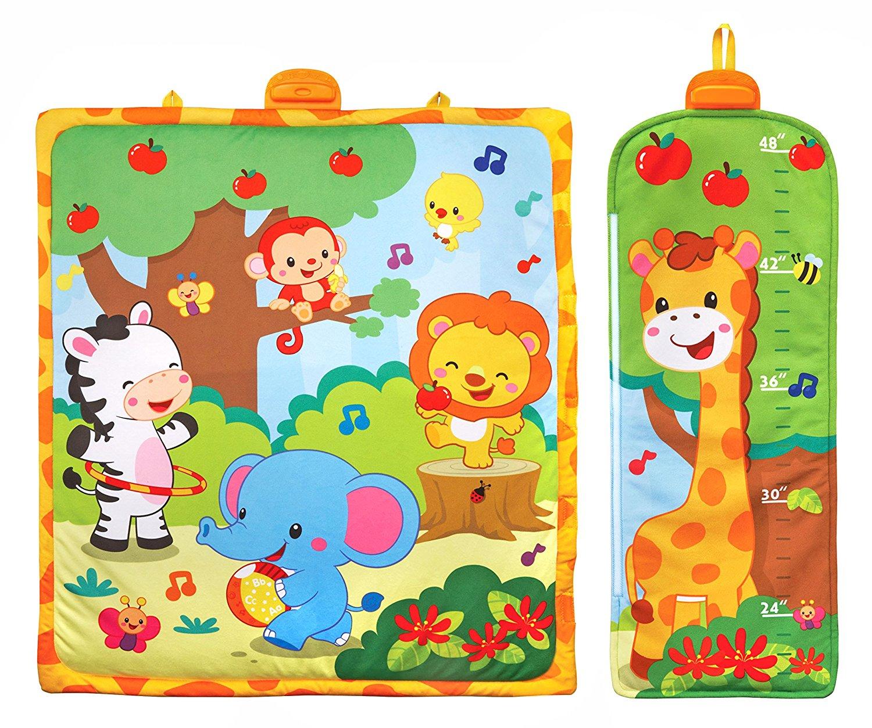 VTech Giggle & Grow Jungle Playmat - $9.96 @ Amazon