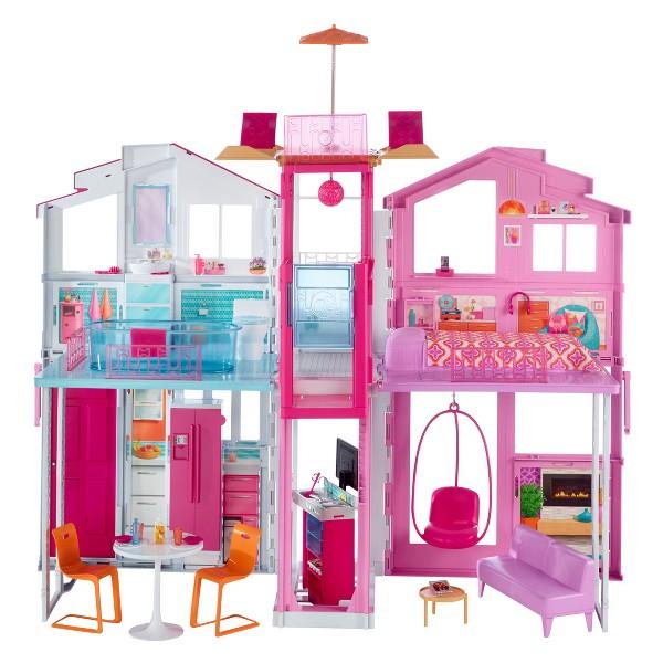 Barbie townhouse Target in-store YMMV $29