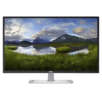 "Dell 32"" Wide Screen IPS Monitor - $149.99 $150"