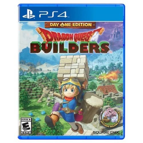 Dragon Quest Builders (PlayStation 4) $14.99 at Target