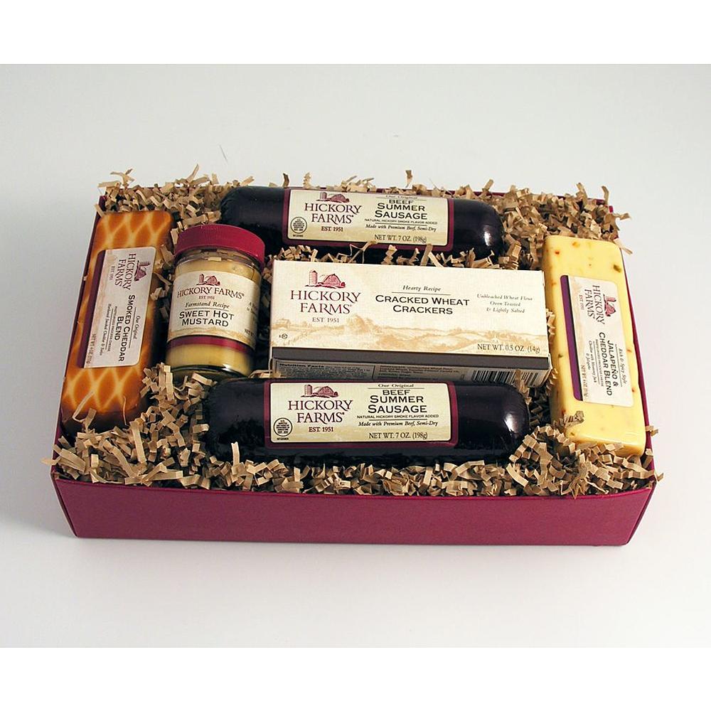 spend 20 get back 30 sywr Hickory Farms gift sets Kmart - Slickdeals.net