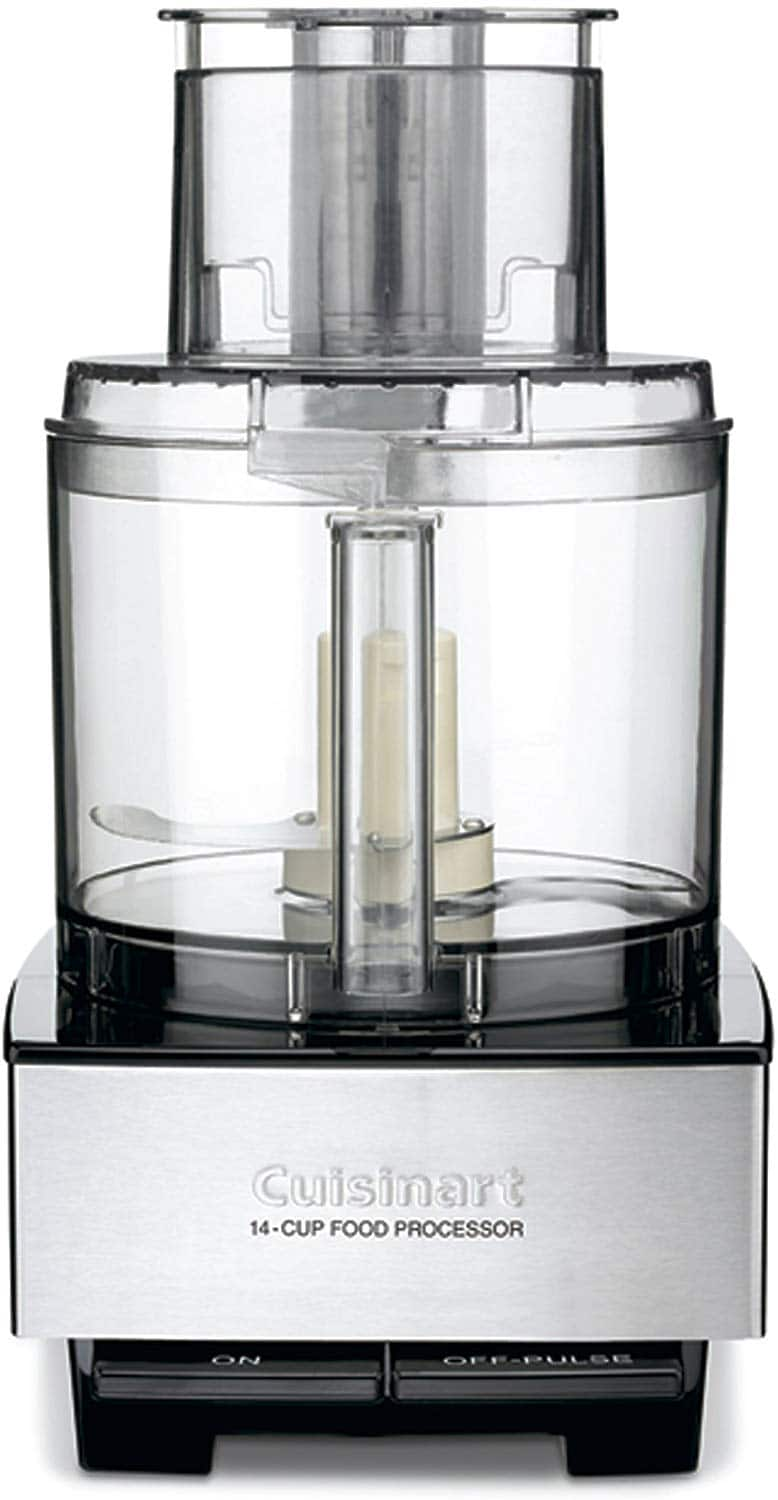Cuisinart DFP-14BCNY 14-Cup Food Processor $99.99 for Prime (Brushed Stainless Steel)