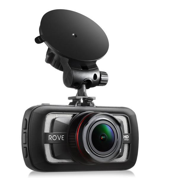 Rove A12-60 - 2.7K Quad HD 1440P at 30fps- Car Dash Cam $69.95 + Free Shipping