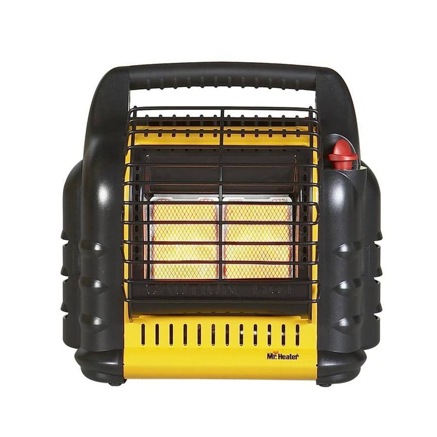 Mr. Heater Tough Buddy (Big Buddy) Portable Radiant Propane Heater $70 @ Lowe's