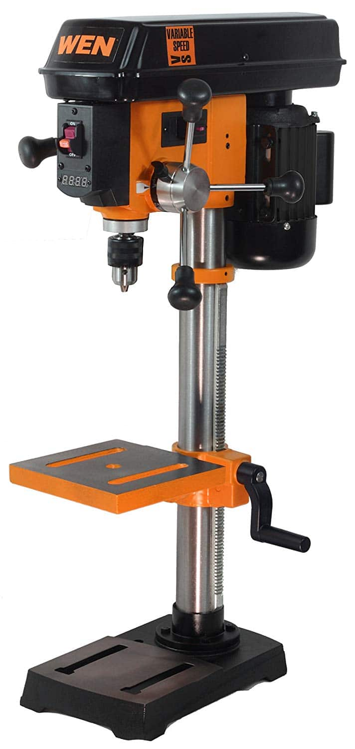 WEN 4212 10-Inch Variable Speed Drill Press $148.99
