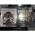 The Wolverine/X-Men Days of Future Past (Blu Ray/Digital) combo pack for $16.99 @ Costco