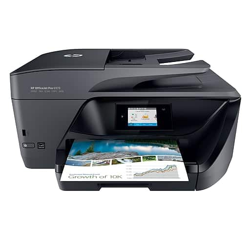 HP OfficeJet Pro 6978 All-in-One Inkjet Printer -90 $90